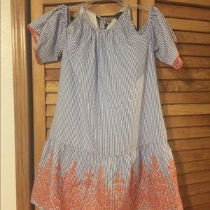 Adorable lined summer dress by Maggie London